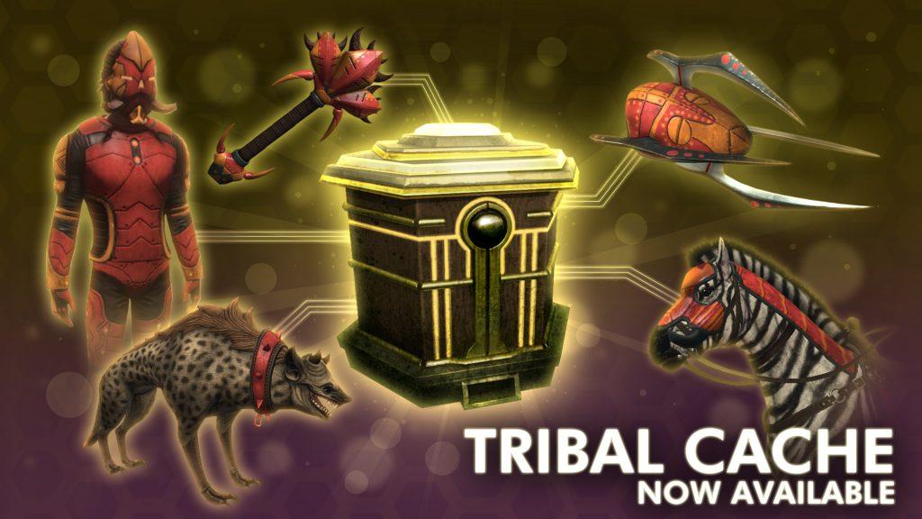 TribalCacheNoBorder
